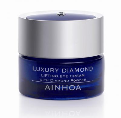 Ainhoa Luxury Diamond Lliftingový oční krém s diamantovým práškem 15 ml