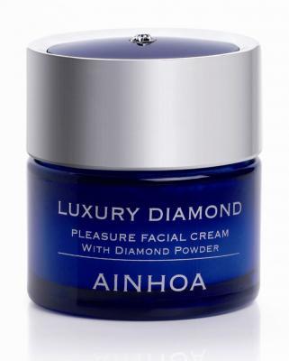 Ainhoa Luxury Diamond Pleťový krém s diamantovým práškem 50 ml