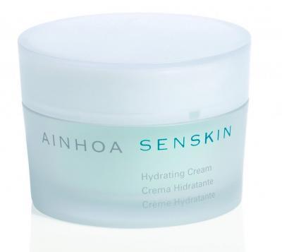 Ainhoa Senskin Azulen Hydratační krém s ochranným faktorem 6 50 ml