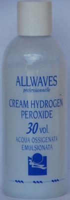 Allwaves 9% Krémový Peroxid 250 ml