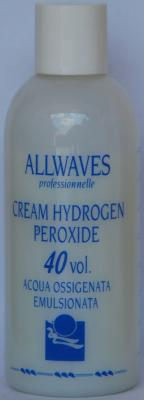 Allwaves Hydrogen Peroxide 40VOL (12%) 250ml