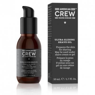 American Crew olej na holení ultra gliding 50 ml