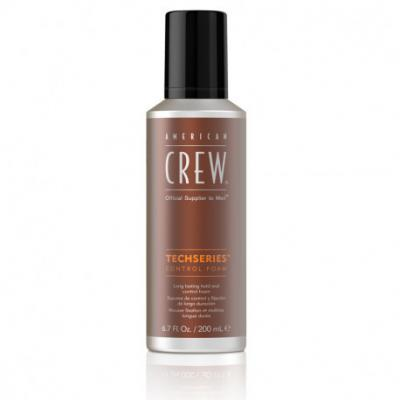 American Crew pěna control techseries 200 ml