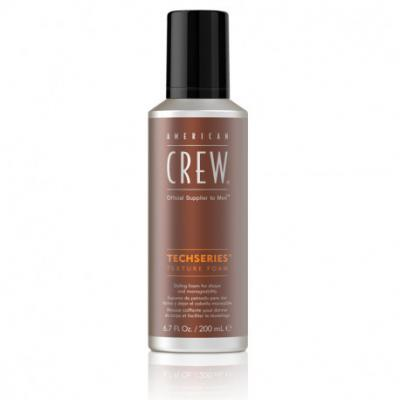 American Crew pěna texture techseries 200 ml