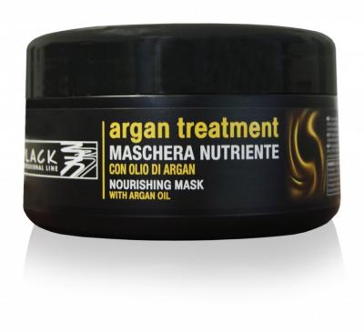 Black Arganová maska na vlasy Argan Treatment 250ml