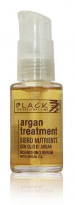 Black Arganové sérum na vlasy Argan Treatment 50ml