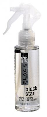 Black Fluid pro Lesk vlasů Star Shine 125 ml