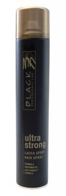 Black Professional Black Lak na vlasy Ultra Strong 75 ml