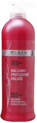 Black Professional Kondicionér pro Barvené vlasy Balsamo Protezione Colore 500 ml