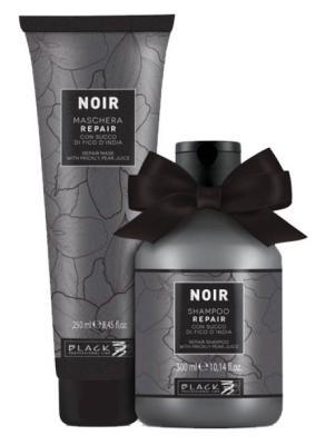 Black Professional Noir Set - dárkové balení šampon a maska na vlasy