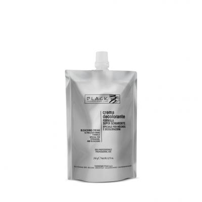 Black Professional Odbarvovací Melírovací Krém Bleaching Cream 250 G