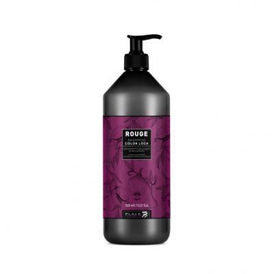 Black Professional Rouge Color Lock bezsulfátový šampon pro barvené vlasy 1000ml