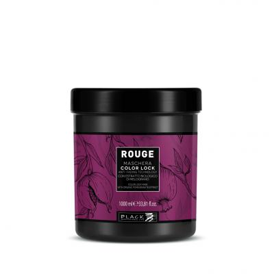 Black Professional Rouge Color Lock maska pro barvené vlasy 1000ml