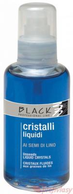 Black Tekuté Krystaly modré 100 ml