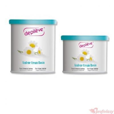 Depileve Depilační vosk s azulenem 400 g