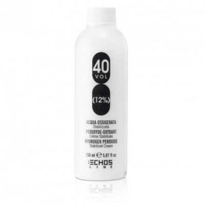 Echosline emulze oxidační 40vol (12%) 120 ml
