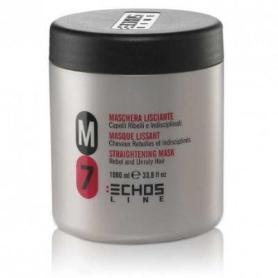 Echosline M7 vyhlazující maska na vlasy 1000 ml