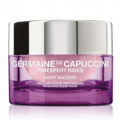 Germaine de Capuccini maska noční night success 30 ml