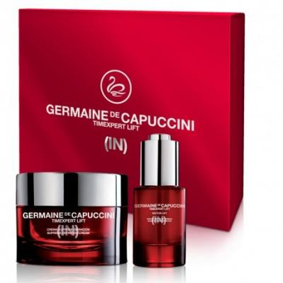 Germaine de Capuccini sada timexpert lift (in) sérum and krém sada