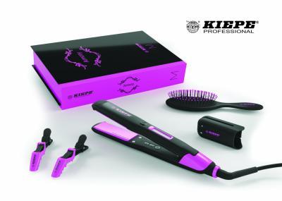 Kiepe Professional žehlička na vlasy + kartáč Armony