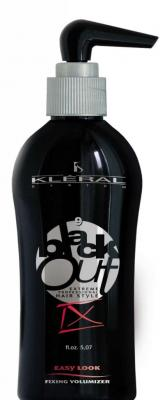 Kléral System Black Out Vlasová voda Lotion Fixing Curls Soother 200 ml