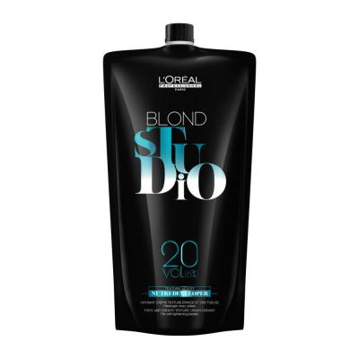 Loréal Professionnel Blond Studio Nutri-Developer 6% vyvíječ 1000ml