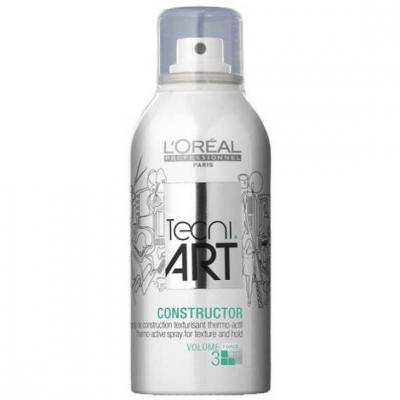 Loreal Professionnel Termoaktivní sprej na vlasy pro objem vlasů Tecni.Art Constructor 150 ml