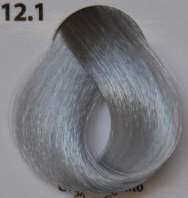 Lovien Barva na vlasy Lovin Color 12.1 stříbrná šedá Silver Grey 100ml