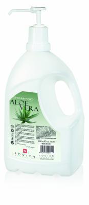 Lovien jemný šampon na vlasy Aloe Vera 4000ml