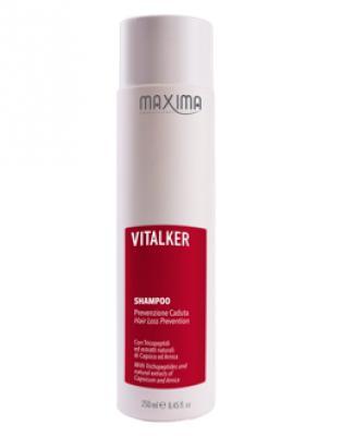Maxima VITALKER Šampon intenzivní působení proti padání vlasů 250ml 8294