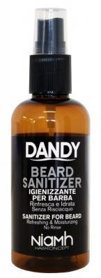 Niamh Hairkoncept Dandy Beard Sanitizer - bezoplachová ochrana vousů 100ml