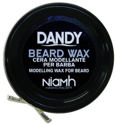 Niamh Hairkoncept Dandy Beard Wax - vosk na vousy a knír 50ml