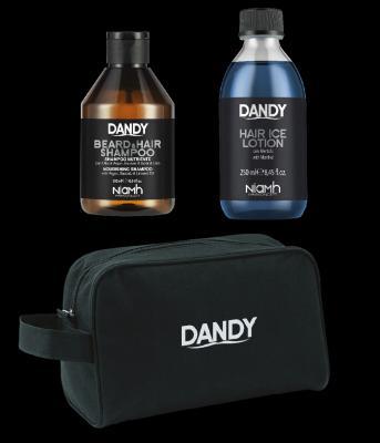 Niamh Hairkoncept Dandy Gift Bag - dárkový balíček pro muže