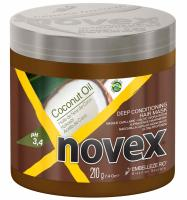 Novex Coconut Oil Deep Treatment Mask 210 g - vlasová maska s kokosovým olejem