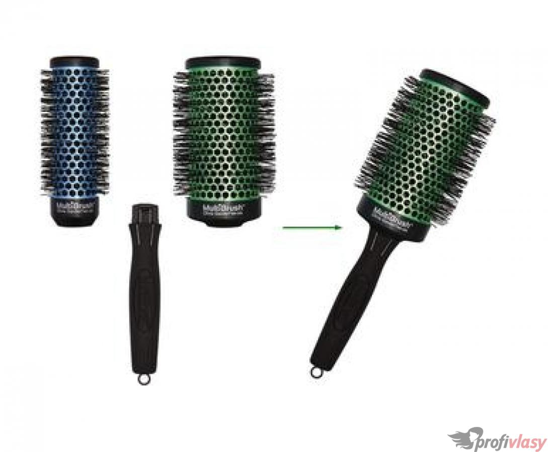 Olivia Garden Multibrush sada 3 ks