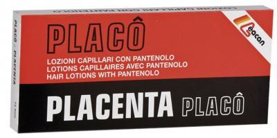 Parisienne Italia Ampule na vlasy Obsahem Placenty 10 ml 12 kusů
