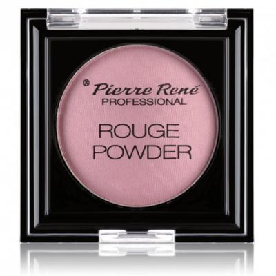 Pierre René Tvářenka Rouge powder Professional č. 05 Shiny Brown