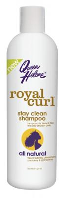 Queen Helene Šampon Royal Curl pro Vlnité a Kudrnaté vlasy 340 ml
