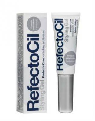 RefectoCil Styling gel péče o obočí a řasy, ochrana barvy s D-Pantenol 9ml