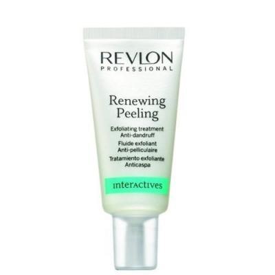 Revlon Peeling ošetření proti lupům Renewing 15x18 ml