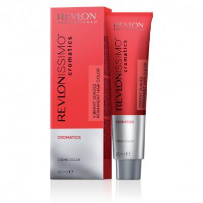 Revlon Professional Barva na vlasy Revlonissimo NMT Cromatics 60ml C60 ohnivě červená