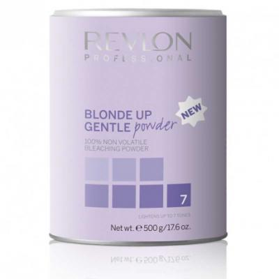 Revlon Professional blonde up gentle powder 7 - neprašný zesvět.systém 500 g