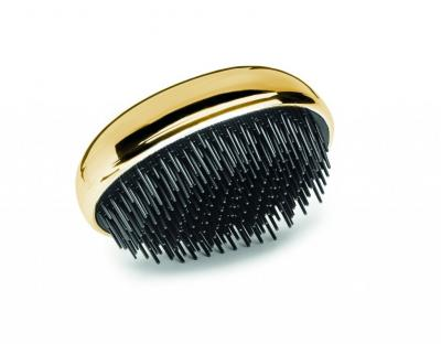 Rozčesávací kartáč na vlasy Kiepe Miss bfly Gold
