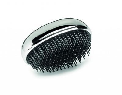 Rozčesávací kartáč na vlasy Kiepe Miss bfly Silver