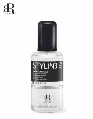 RR Line LIGHT CRYSTALS sérum třpytivé krystaly pro lesk a hebkost vlasů 100ml 17119