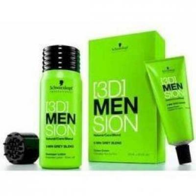 2e2db930283 Schwarzkopf Professional barvy na vlasy pro muže 3D Men Color 40ml  ProfiVlasy.cz