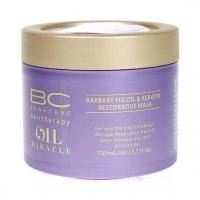 Schwarzkopf Professional Bonacure Miracle Barbary Fig Oil Restorative Maska  na vlasy 150 ml 326e0e05655