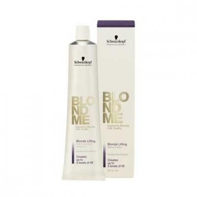 Schwarzkopf Professional Blond Me Blonde Lifting Cream 60ml