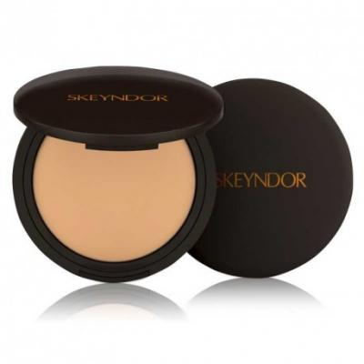 Skeyndor make-up kompaktní spf 50  02 - tmavý 1 ks