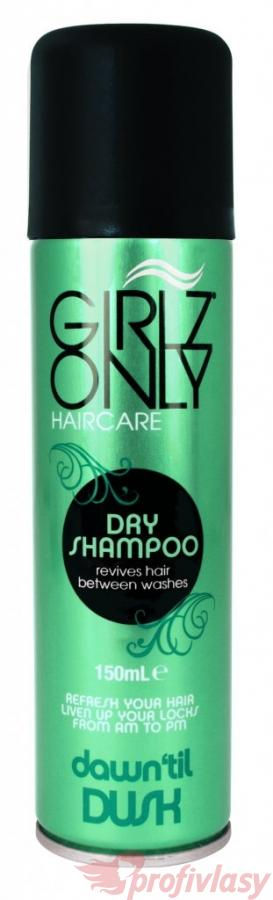 Suchý šampon na vlasy Girlz Only Dawn Til Dusk 150ml